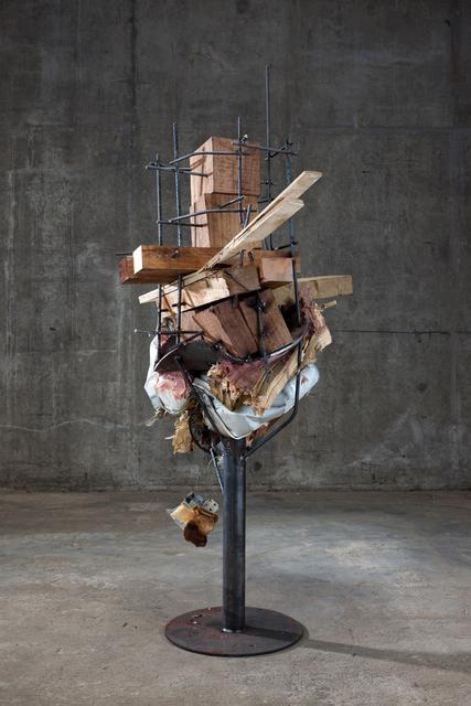 , 'Daalderop,' 2016, Galerie Krinzinger