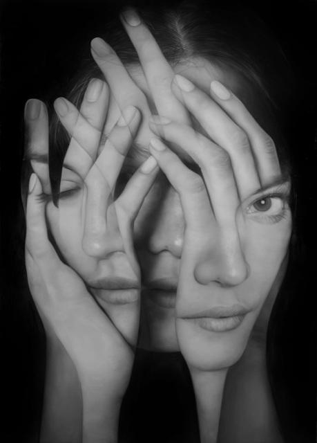 ", '""Mirror Double"" / ""Ayna Çift"",' 2016, Galeri 77"