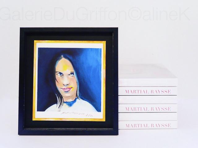, 'Pervenche, mon coeur,' 2015, Galerie du Griffon