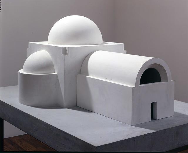 , 'Transformative Space: Basilica for Santorini,' 1991, Kayne Griffin Corcoran