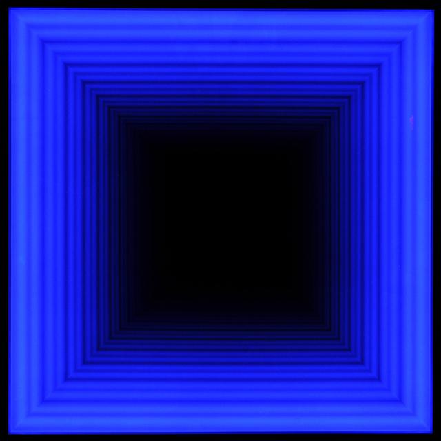 , 'Infinite Blue,' 2015, C. Grimaldis Gallery