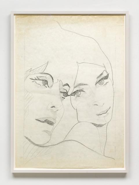 , 'Etude pour double portrait,' 1969, KÖNIG GALERIE