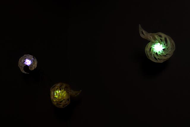 U-Ram Choe, 'Nebulae-A', 2010, bitforms gallery