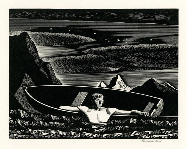 , 'Deep Water,' 1931, Keith Sheridan, LLC