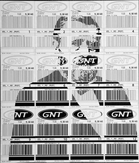 , 'Contrabando 3,' 2014, Galería Alfredo Ginocchio