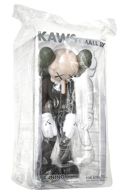 KAWS, 'SMALL LIE (Brown)', 2017, Silverback Gallery
