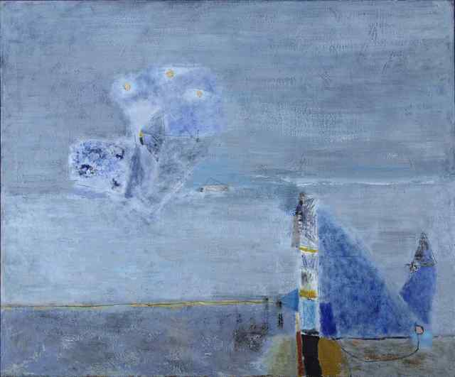 , 'Sea Shore,' 1991, Vanda Art Gallery