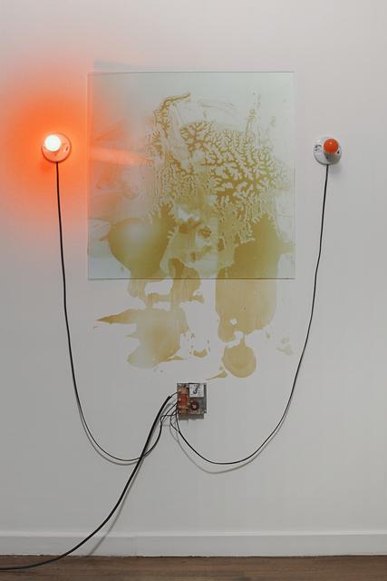 , 'In Between II,' 1968, Castelli Gallery