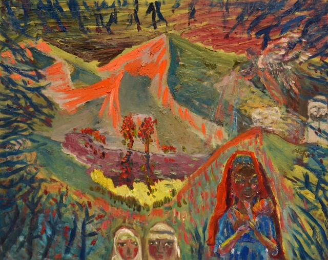 , 'Arab,' 2015, Tang Contemporary Art