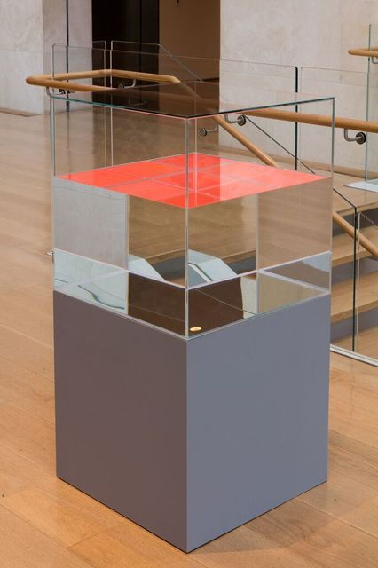 , 'Orange 55,' 2010, Nasher Sculpture Center