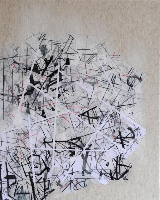 , 'Mapping Infinity, Chart #10,' 2017, Gallery Elena Shchukina