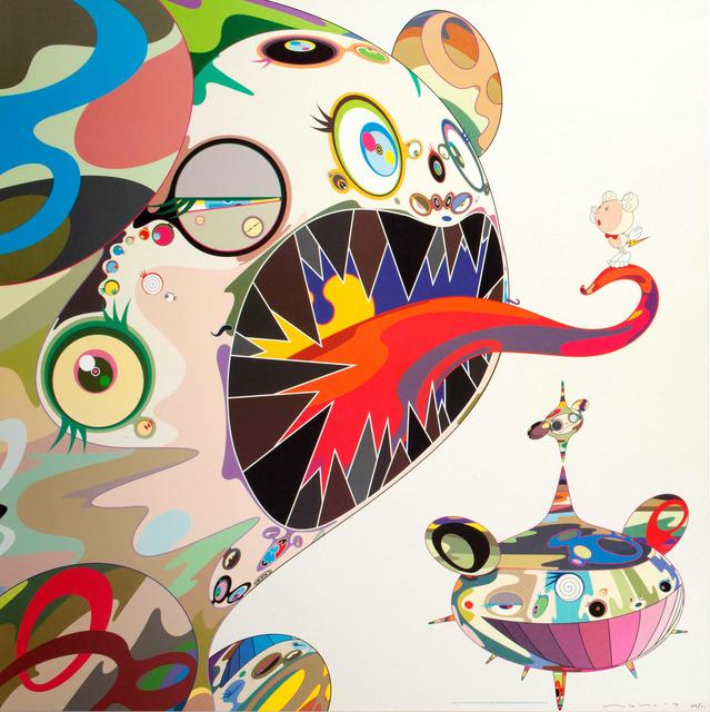 Takashi Murakami, 'Homage to Francis Bacon (Study of George Dyer)', 2003, MSP Modern