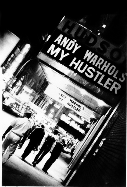 , 'Andy Warhol at the Hudson Theather,' 1967, Milk Gallery