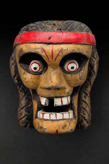Unknown Artist, 'Veracruz, Naolinco Calavera mask Maskmaker: Lino Mora Rivera ', 1970s, Cavin-Morris Gallery