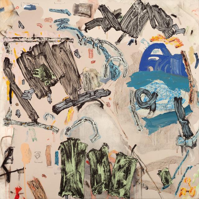 Doyle Gertjejansen, 'Bracketing the Main Objectives', 2020, Painting, Acrylic on canvas, Callan Contemporary