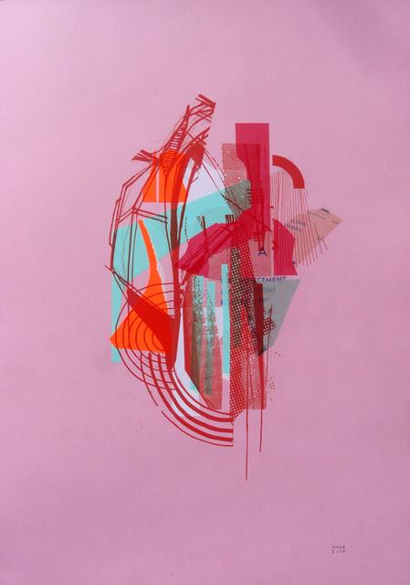 , 'Dézorganie 01,' 2015, Galerie SOON