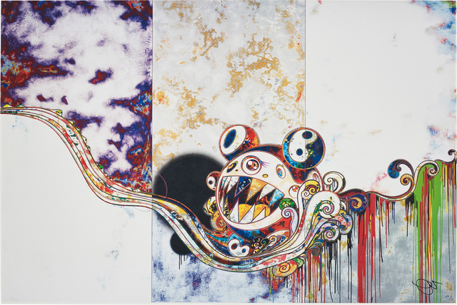 Takashi Murakami, '772772', 2016, Phillips