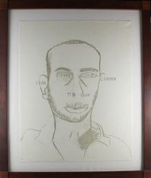 Traditional Self Portrait