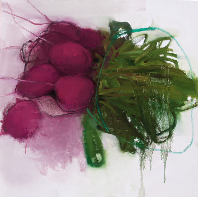 , 'Radishes I,' 2016, Seager Gray Gallery