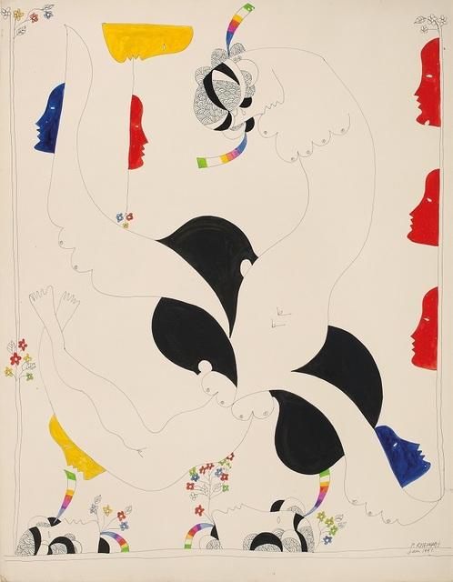 , 'Untitled,' 1991, Dag Modern
