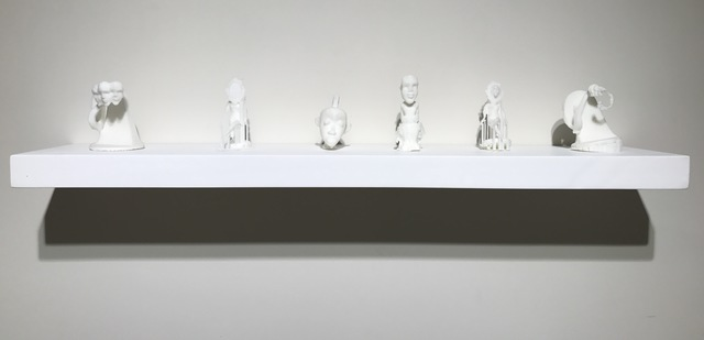 , 'The Prototypes,' 2017, Barnard Gallery