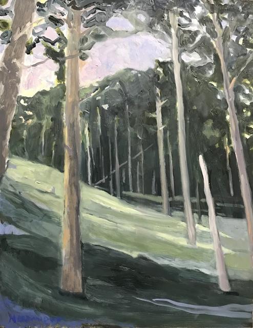 , 'Woods III,' 2017, InLiquid