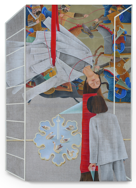 Arghavan Khosravi, 'COVER YOUR HAIR!', 2018, Stems Gallery