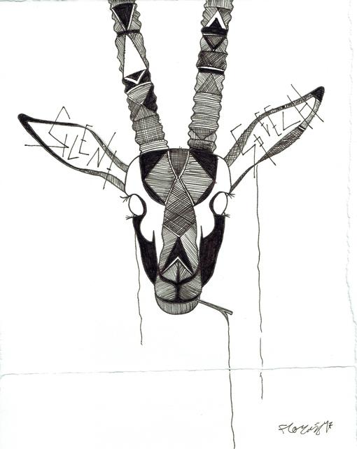 , 'Silent Speech,' 2017, de Plume Gallery