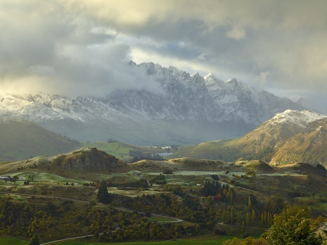 , 'A Remarkables Morning,' 2017, Boogie Woogie Photography