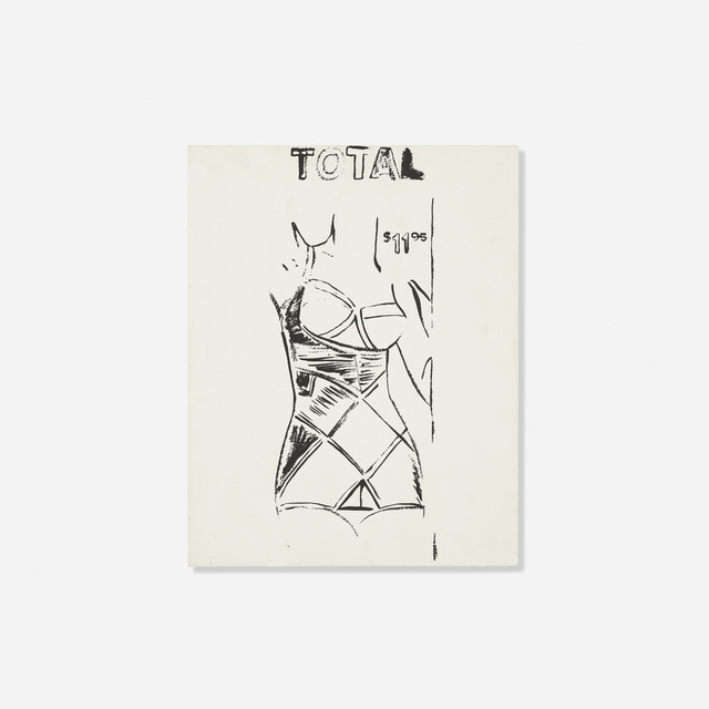 Andy Warhol, 'Total $11.95', 1984, Wright