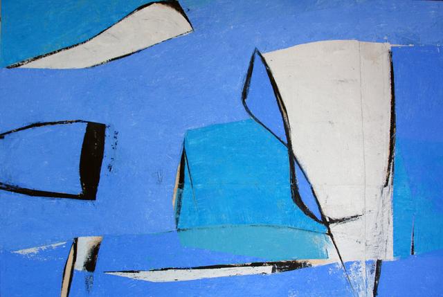 , 'The blue hour,' 2008, Artvera's Art Gallery