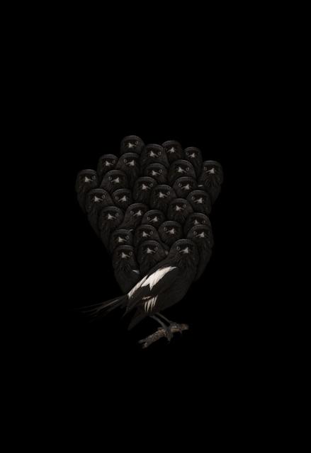 , 'Raven Tree, ed. 1/5,' 2016, Beatriz Esguerra Art