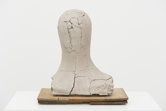 Mark Manders, 'Dry Clay Head', 2014-2015, Zeno X Gallery