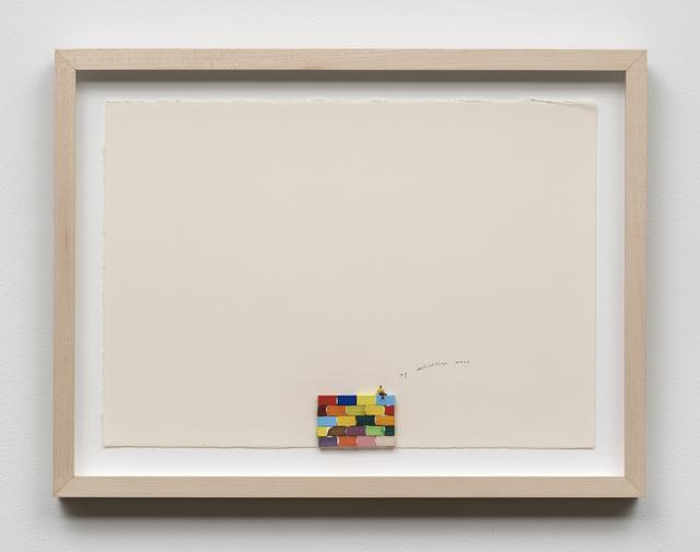 , 'My InspirationWall,' 2015, Castor Gallery