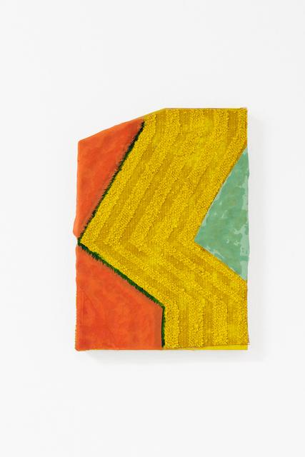 , 'Gold Rush,' 2013, Klowden Mann
