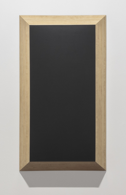 , 'Untitled (For the Black Beauty),' 1983, David Nolan Gallery