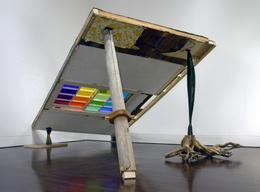 Matthew Day Jackson, 'Lean-to', 2007, Blanton Museum of Art