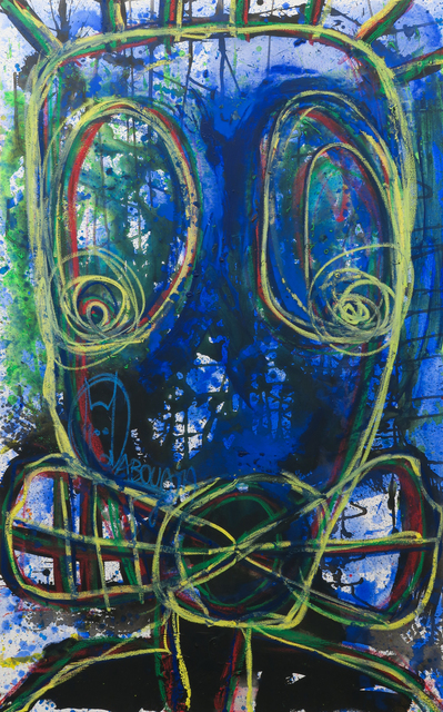 , 'Koumaly 1,' 2015, Jack Bell Gallery