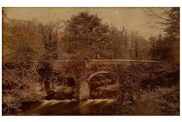 Unknown Photographer c. 1890s, 'Plym Bridge, Devon, 'On The Mew', Chiswick Auctions