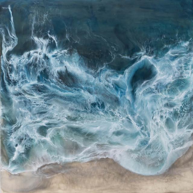 , 'Rebentação 12,' 2019, Marloe Gallery