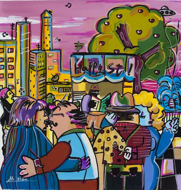 , 'Happy Street ,' 2013, Blue Gallery