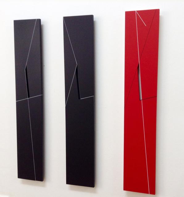 , 'Untitled, triptic,' 2015, Jorge Mara - La Ruche