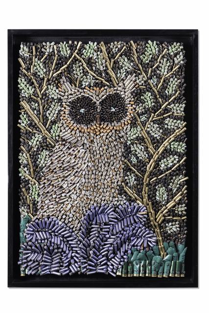 , 'Owl,' 2015, Cavalier Galleries