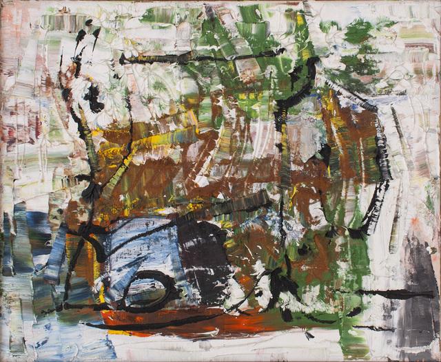 , 'Composition,' 1964, Canadian Fine Arts