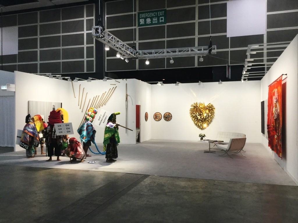 ARARIO GALLERY at Art Basel Hong Kong 2017, Booth 1D40.