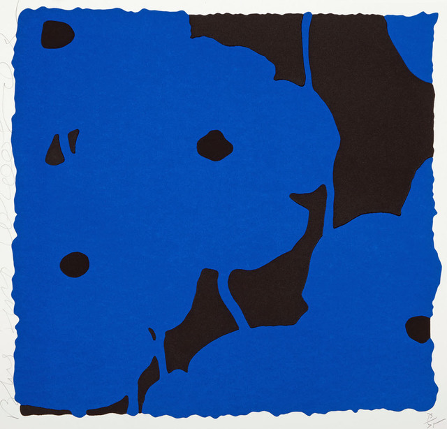 , 'Blues, Sept. 20th, 2008,' 2008, michael lisi / contemporary art