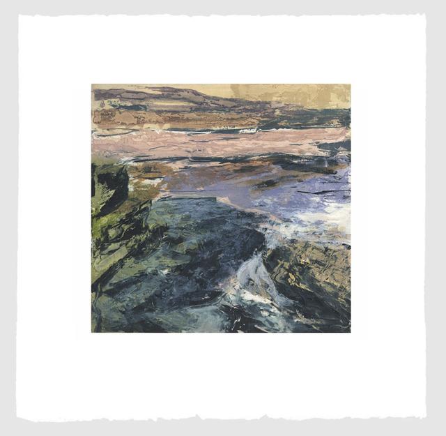 , 'Fractured Shoreline II,' 2013, Stoney Road Press