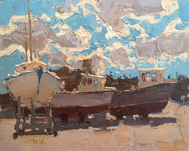 , 'Clouds,' 2015, Grenning Gallery