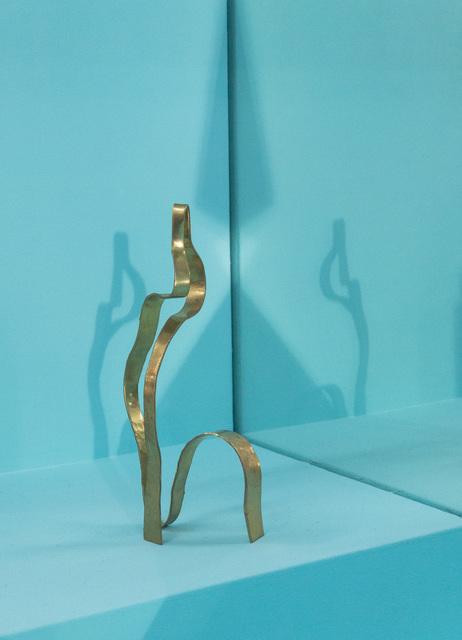 ", 'SCULPTURE  in Brass by Jacques Jarrige ""Angel #11"",' 2017, Valerie Goodman Gallery"