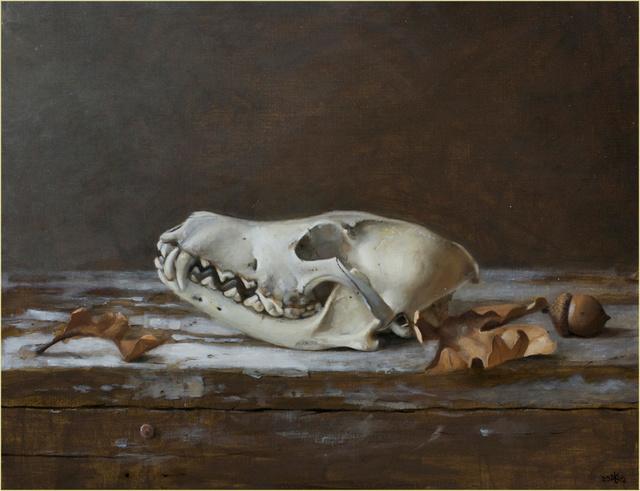 , 'Coyote Skull,' , Gallery 1261